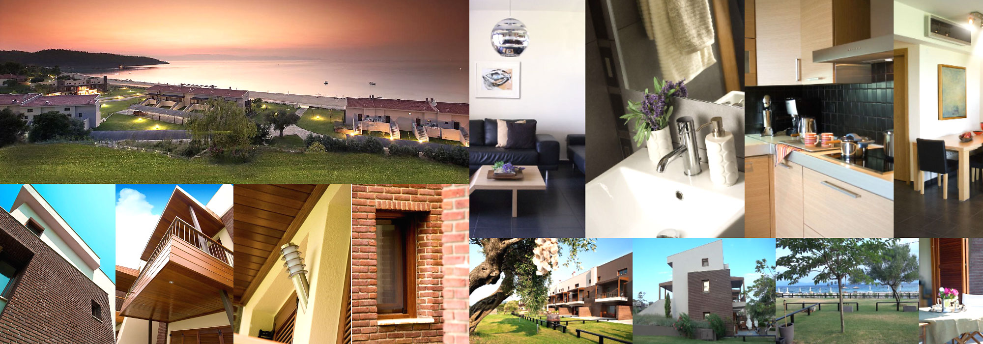 3 мезонетты. Комплекс загородных домов
